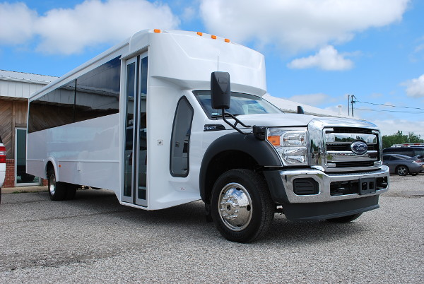 22 Passenger Party Bus Rental Mesa Arizona
